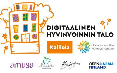 Lilinkotisäätiö mukana usean toimijan yhteisessä Digitaalinen hyvinvoinnin talo -hankkeessa